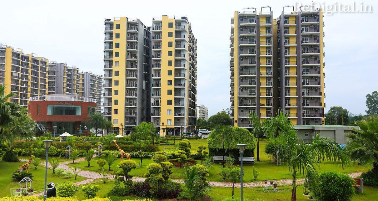 Trishla City High Ground Zirakpur