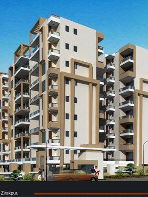 New Generation Maple Apartments Zirakpur