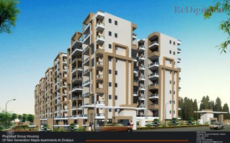 New Generation Maple Apartments Zirakpur