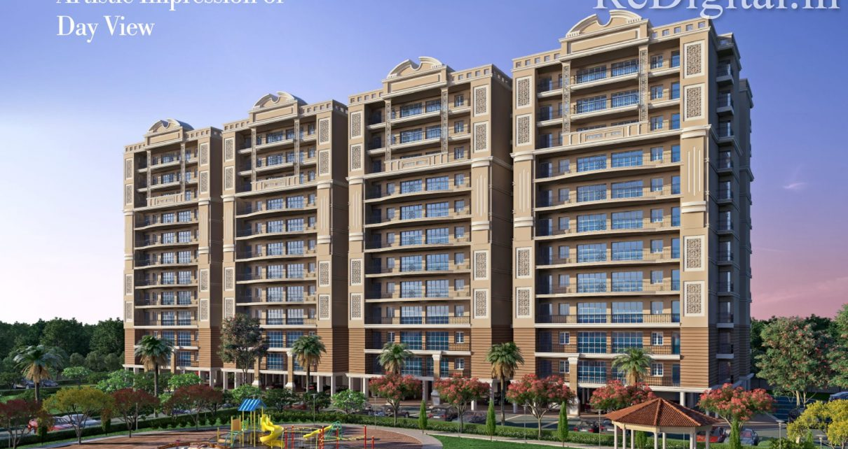 Motia Blue Ridge in Zirakpur